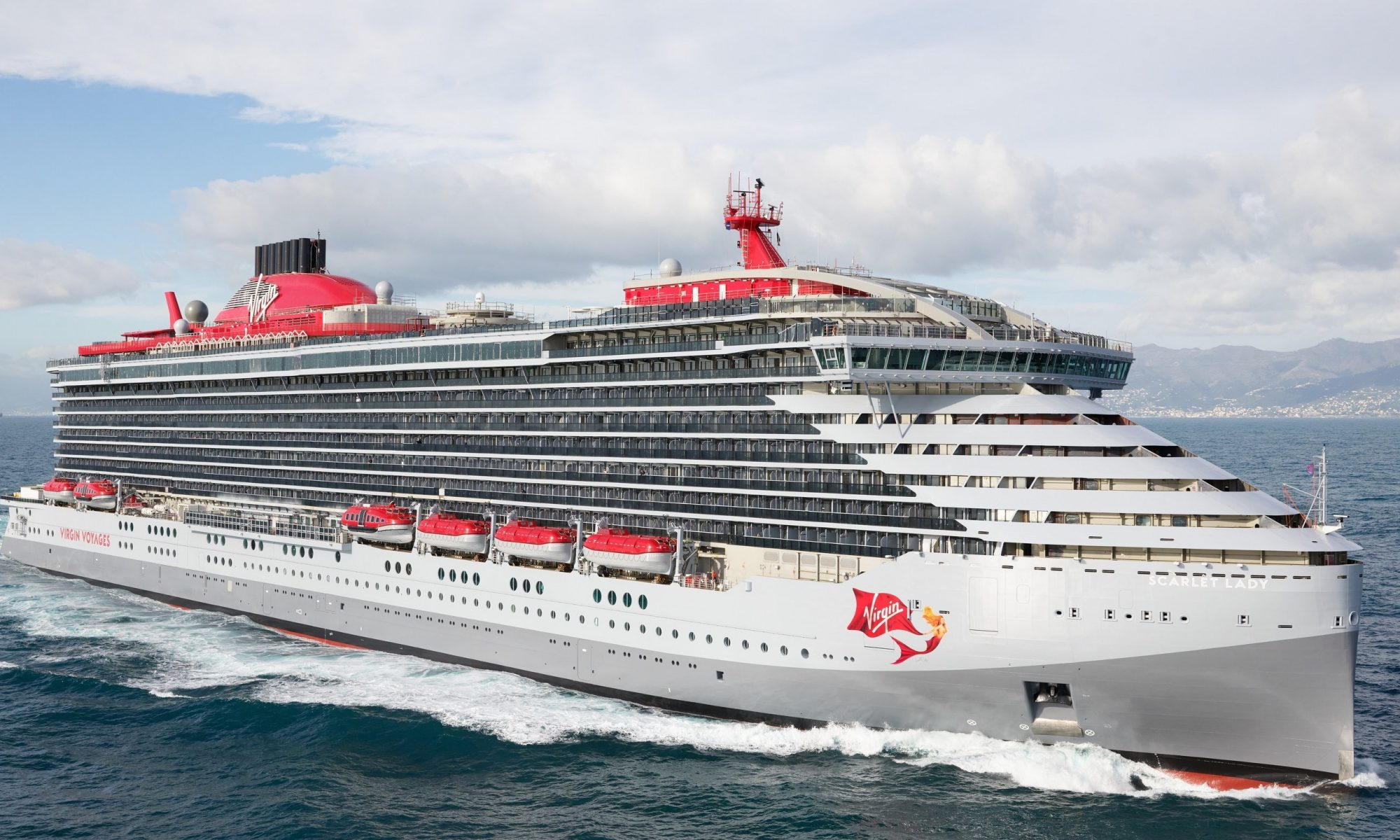 Foto: PR Newsfoto/Virgin Voyages
